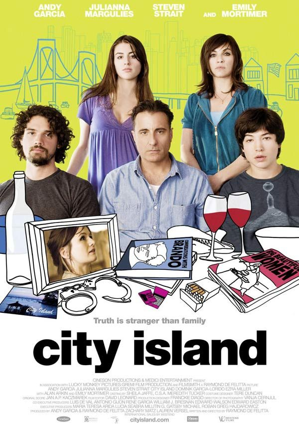 Watch Movie City Island Streaming (version francais)