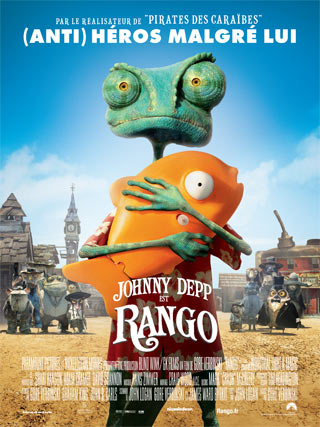 film rango en streaming