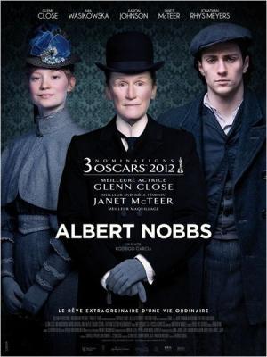 Albert Nobbs affiche