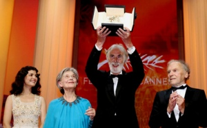A well-earned Palme d'or.